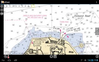 Screenshot of AFTrack - GPS Tracking