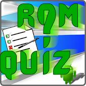 ROM Quiz Pro