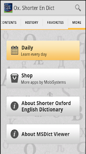 玩書籍App|Oxford Shorter English Dict TR免費|APP試玩