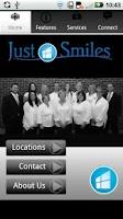 Screenshot of Just Smiles