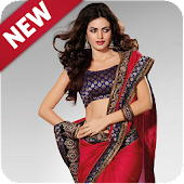 Saree Designs HD Brocade Silk