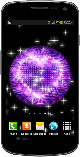 Spectacular Disco Ball HD
