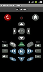 GoFlex TV Remote Control screenshot 0