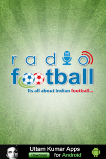 Radio Football- screenshot thumbnail