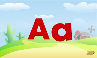 Screenshot of Learn ABC Magic Lite