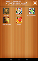 Screenshot of Baby learning Kitchen objects