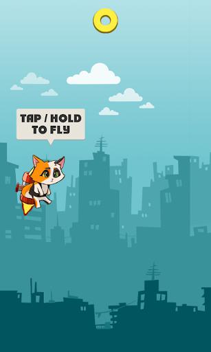 Zoomy Cat Jetpack Adventure