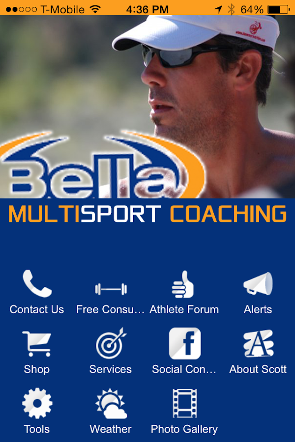Bella Sport- screenshot