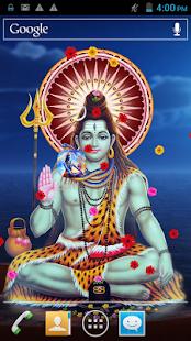 Lord Shiva Live Wallpaper Apprecs