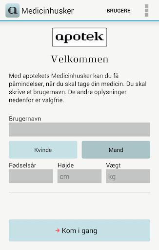 Medicinhusker