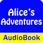 Alice's Adventures: Audio Book icon