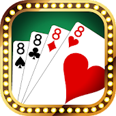 Crazy Eights: Jeu de cartes