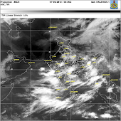 India Weather Setellite Images