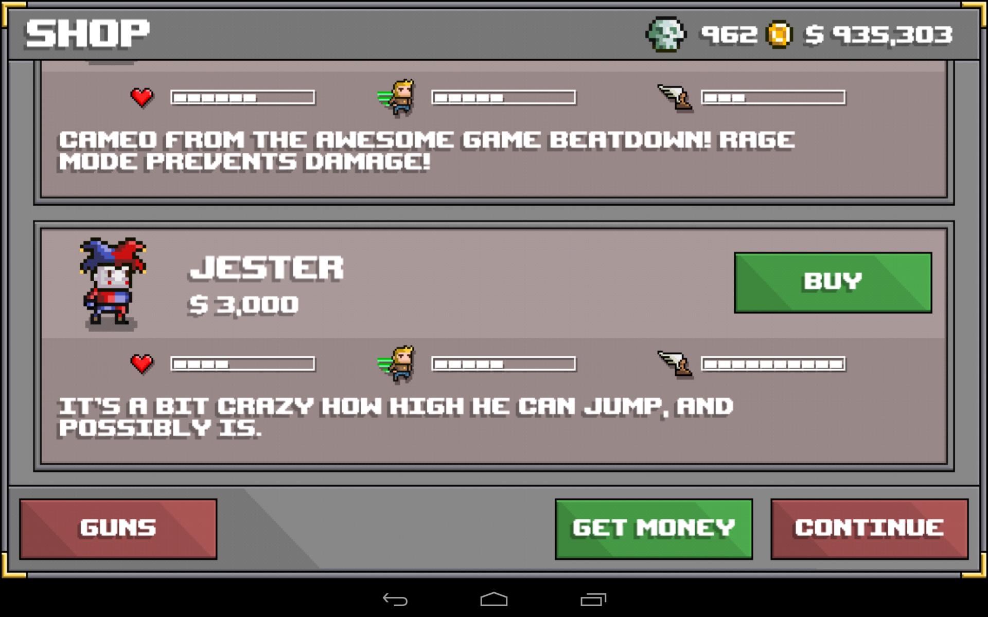 Random Heroes 2 screenshot #12