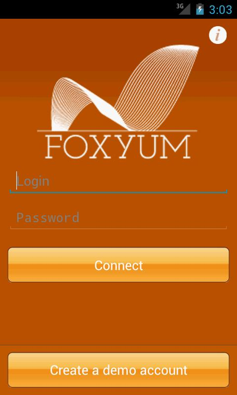 Foxyum - screenshot