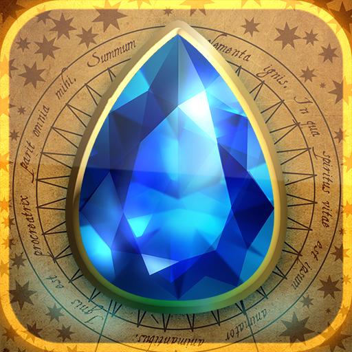 Games Câu đố Clash of Diamonds - 3 trận đấu