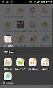 GO SMS Group sms plug-in 10 - screenshot thumbnail