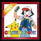 Coloring Books Pokemon Kids