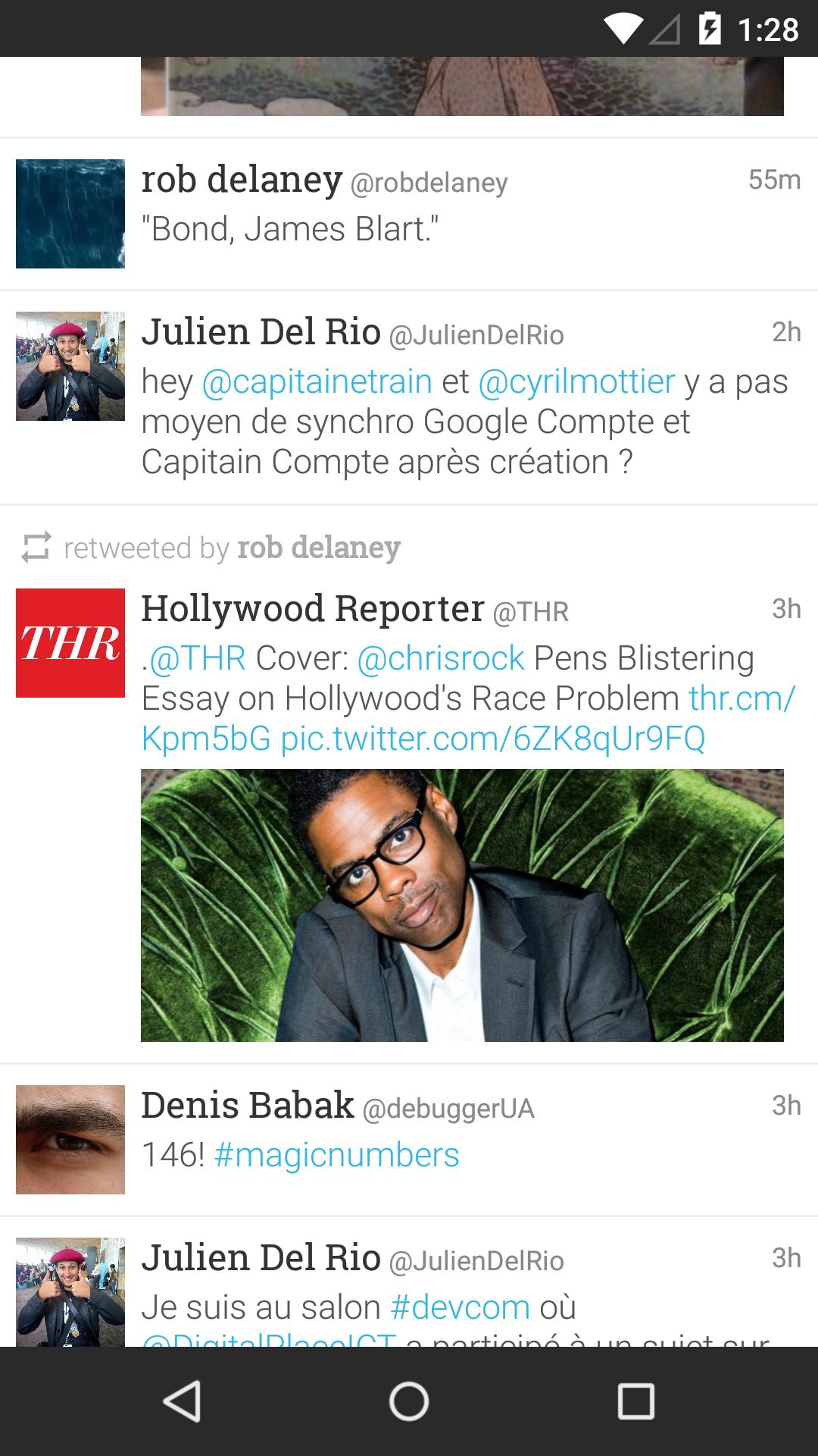 Plume for Twitter screenshot #5