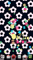 Screenshot of [Free]Flower Flow! Live Wall
