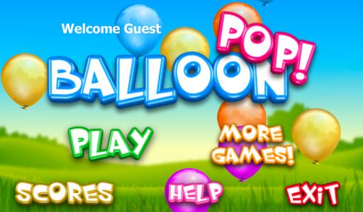 BalloonPop Actually Free Game
