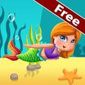 Dora Fun Underwater Adventure icon