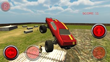 Screenshot of Monster Truck Drift 3D