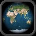 3D Geo Globe logo