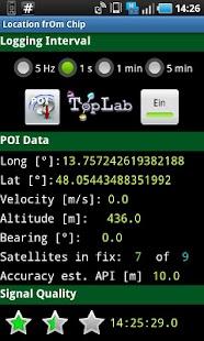 Location frOm Chip - LoC PRO- screenshot thumbnail
