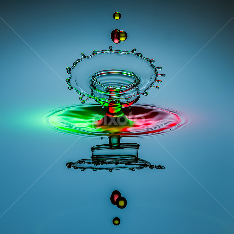 Inspector Gadget by Ganjar Rahayu - Abstract Water Drops & Splashes ( waterdrop )