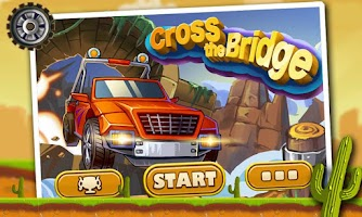 Screenshot of Cross the Bridge