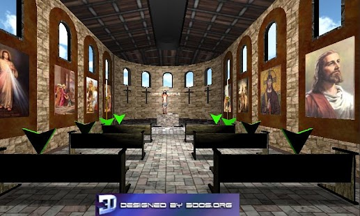 3D Church- screenshot thumbnail