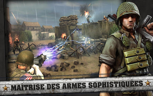 FRONTLINE COMMANDO: D-DAY  screenshots 3
