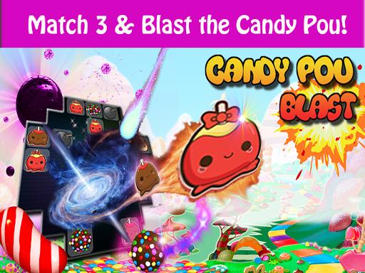 CANDY Pou Blast - Free