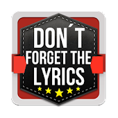 Dont Forget The Lyrics 2013