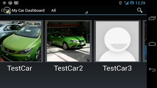 Car Dashdroid (Car Dashboard) - screenshot thumbnail