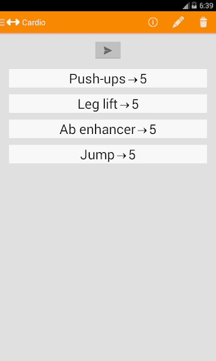 Cardio Fitness Workout