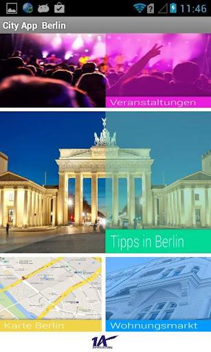 City App Berlin