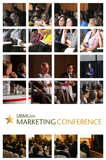 UBM Live Marketing Conference