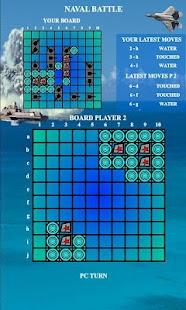 El juego de los Barquitos: miniatura de captura de pantalla