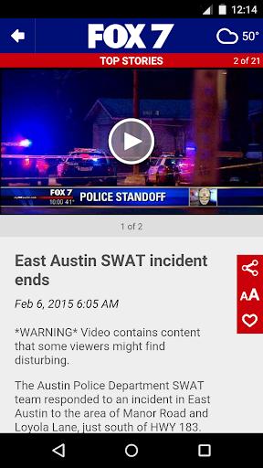 FOX 7 Austin  screenshots 1