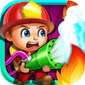 Fireman Hero - Fire & Rescue