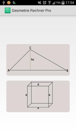 Geometrie Rechner Free