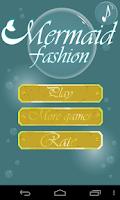 Screenshot of Mermaid Dress Up Games