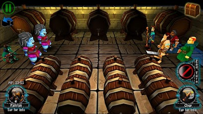 ������ 17/5/2012 ::: ������ ������� ��� Dungeon Crawlers ::: ������� 3D