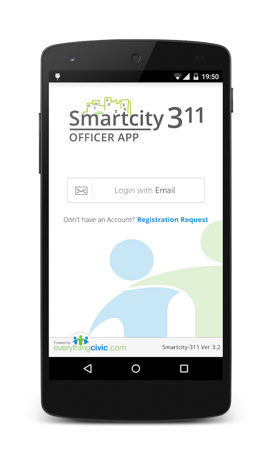 Smartcity-311- screenshot