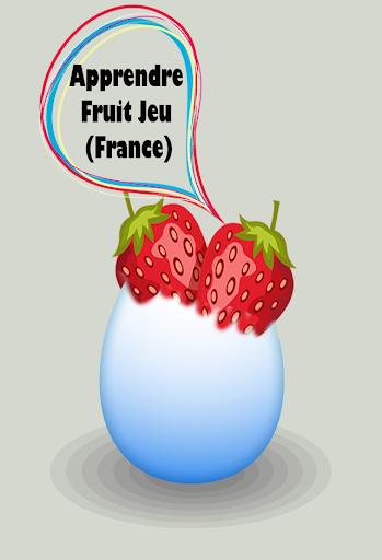 Apprendre Fruit Jeu