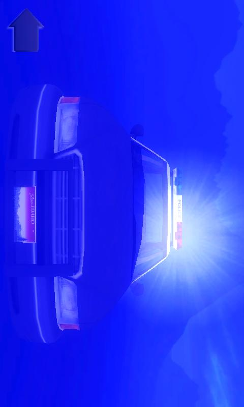 Flashing Police Lights - screenshot