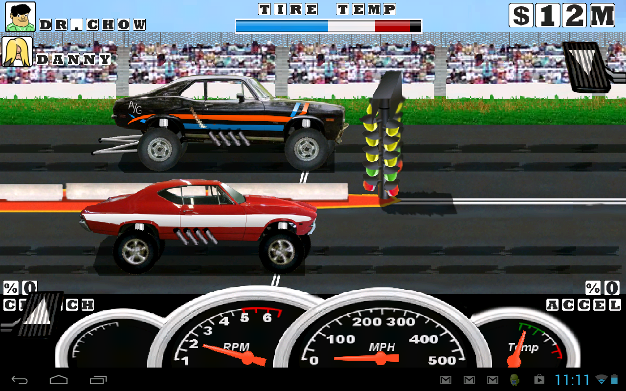 Burn Out Drag Racing - Android Apps on Google Play