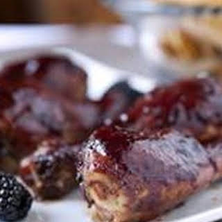 Blackberry Sauce For Meat Recipes.